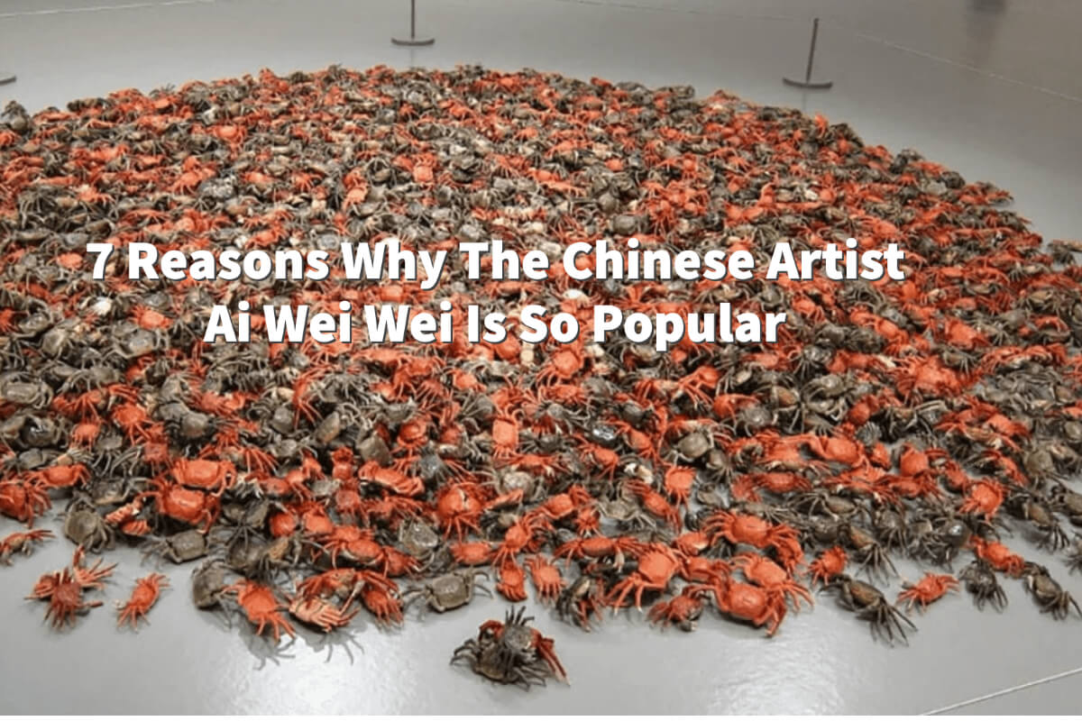 Ai Wei Wei Crabs Display